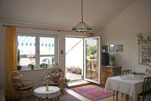 Individuelle Appartements im Haus Amperblick